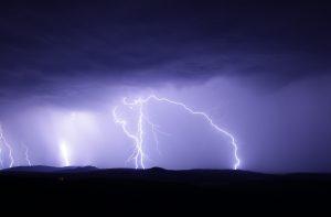 Tempestade, raio e trovão: o medo da humanidade e sua explicação mitológica
