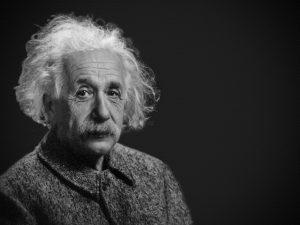 Por trás das fórmulas, a vida de Albert Einstein