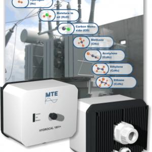 Analisador de gases em transformador modelo Hydrocal 1001+