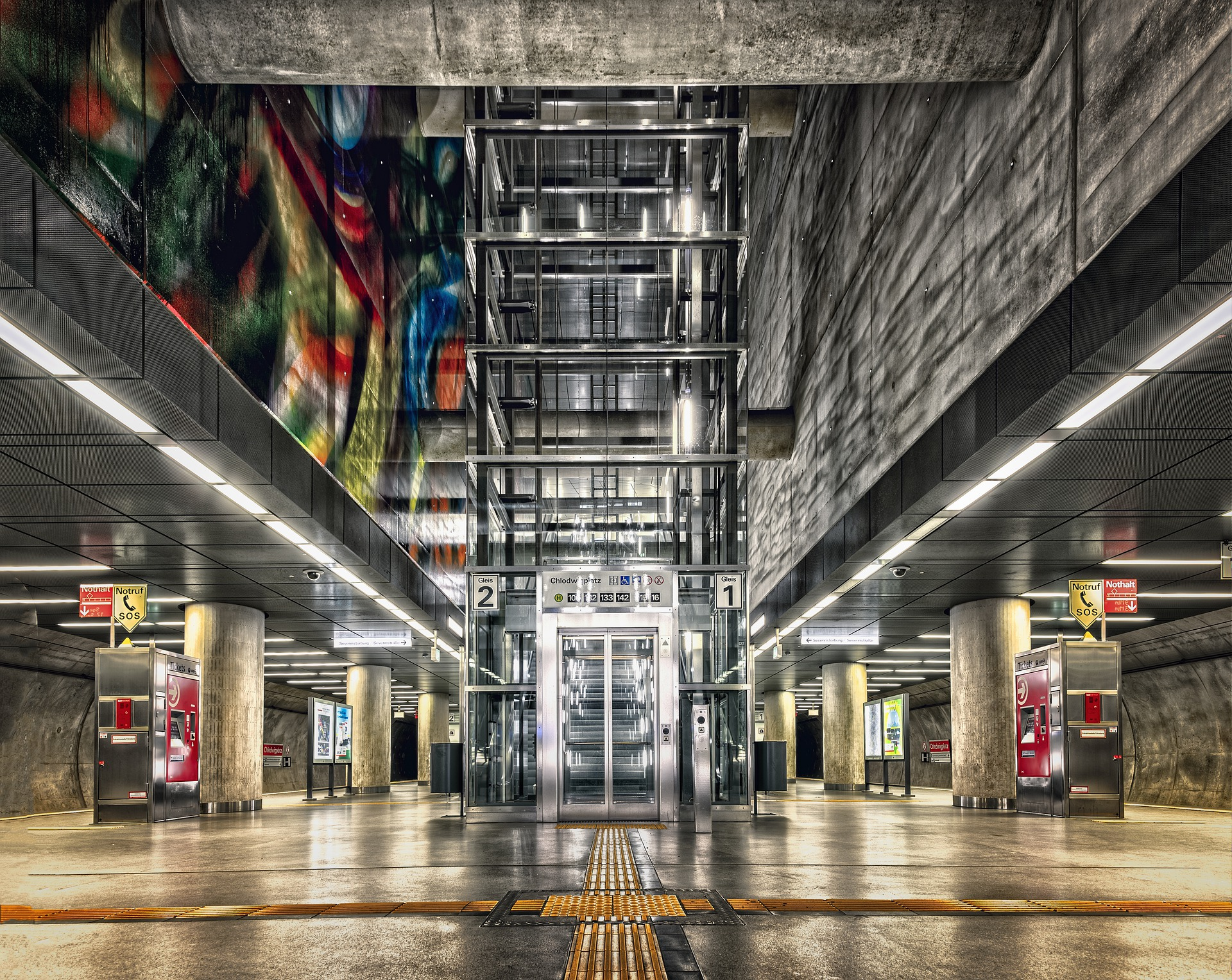 Mundo moderno: os elevadores elétricos