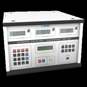 Sistema de teste 2767 de transformador de corrente e tensão