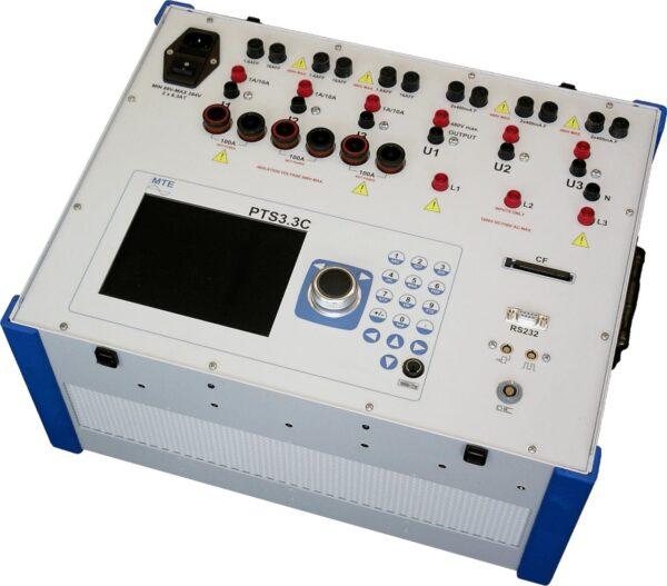 sistema de calibração PTS 3.3C