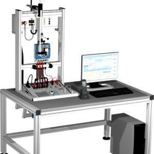 Sistema de calibração trifásico com padrão de referência 0,05 PTS 3.3C