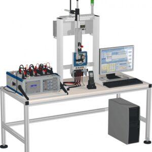 Sistema de teste portátil modular classe 0,02 PTS 400.3 PLUS
