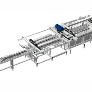 Sistema automático de teste de medidores de energia
