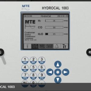 Analisador de gases em transformador modelo Hydrocal 1003