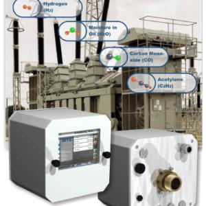 Analisador de gases em transformador modelo Hydrocal 1004 genX