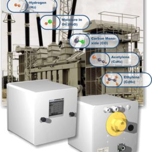 Analisador de gases em transformador modelo Hydrocal 1005