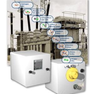 Analisador de gases em transformador modelo Hydrocal 1009