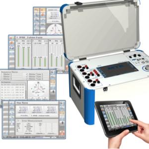 Sistema de calibração com padrão de referência 0,05 PTS 3.3genX