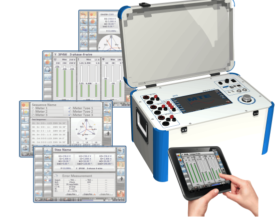 sistema de calibração PTS 3.3 genX