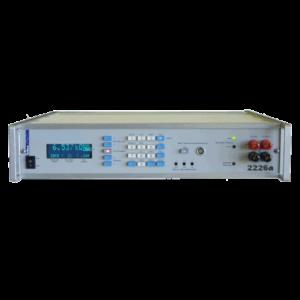 Microhmímetro digital 2226a