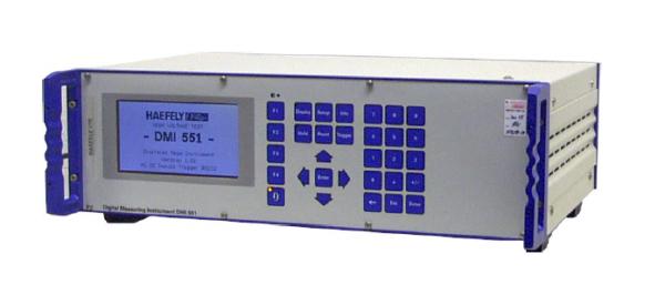 medidor de tensão Ac, DC e impulso DMI 551