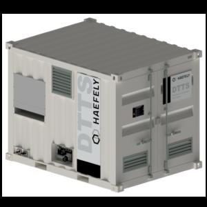 Sistema de teste de transformador de distribuição DTTS