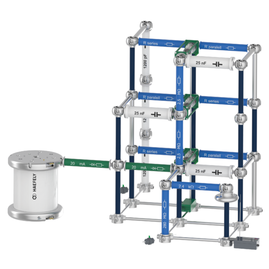 Sistema de alta tensão modular kit 4.0