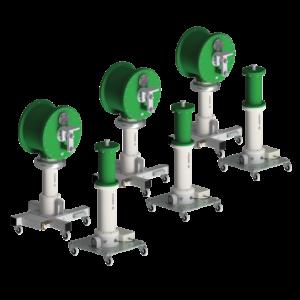 Sistema de medição de perda de transformador TMS 580