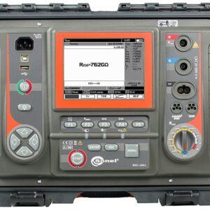 Medidor de resistência de isolamento MIC-10k1