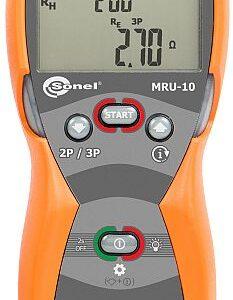 Terrômetro MRU-11 e MRU-10