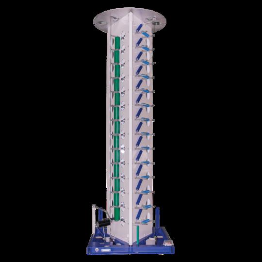 Gerador de impulso 400 a 3200 kV SGDA