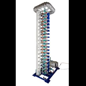 Gerador de impulso 400 a 10.000 kV SGVA