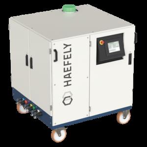 Unidade processadora de água WPU