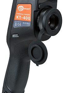 Câmera de imagem térmica KT-200 e KT-400