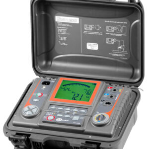 Medidor de resistência de isolamento MIC-5005