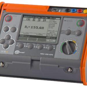 Terrômetro e medidor de resistência MRU-200-GPS