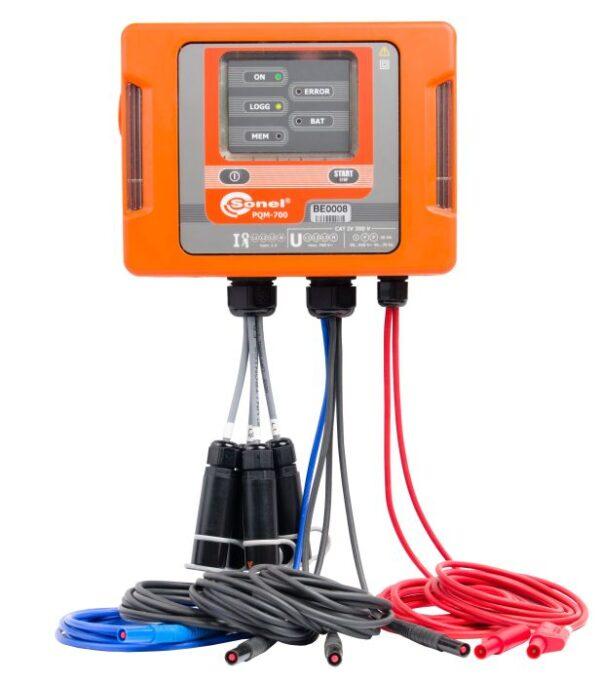 Analisador de qualidade de energia PQM-700