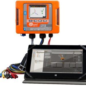 Analisador de qualidade de energia PQM-710