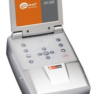 Câmera detectora de corona UV-260