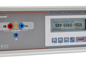Medidor de resistência de isolamento SRP-50k0-10G0
